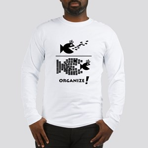 Organize Fish Long Sleeve T-Shirt