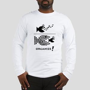 Organize Fish Long Sleeve T-Shirt