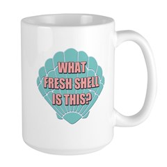 Fresh Shell Mugs