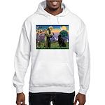 Saint Francis' Newfie Hooded Sweatshirt