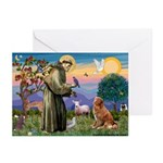 St Francis & Nova Scotia Greeting Cards (Pk of 20)