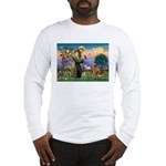 St Francis & Nova Scotia Long Sleeve T-Shirt