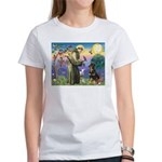 St Francis / Rottweiler Women's T-Shirt
