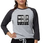 Crush Logo Baseball Tee Long Sleeve T-Shirt