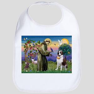St. Francis/ St. Bernard Bib