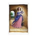 Athenais de Montespan Mini Poster Print