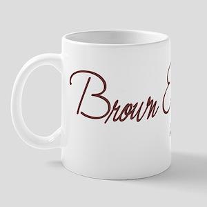 Brown Eyed Girl Mug