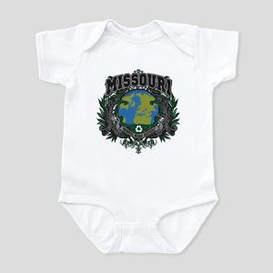 Missouri Green Pride Infant Bodysuit