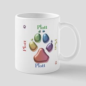 Plott Name2 Mug