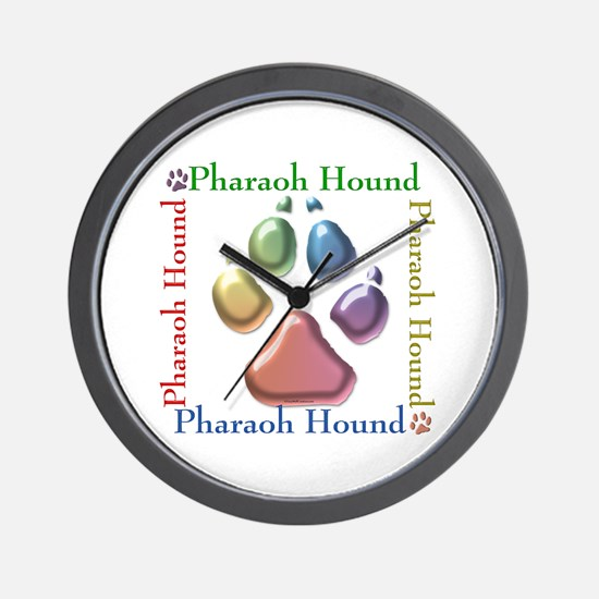 Pharaoh Name2 Wall Clock