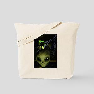 UFO Mothership Tote Bag