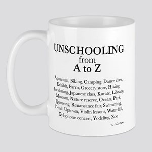 A to Z Mug