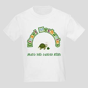 Bus Driver Kids Light T-Shirt