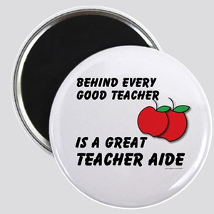 Great Teacher Aide Magnet