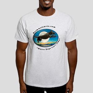 Black Labrador Retriever Light T-Shirt