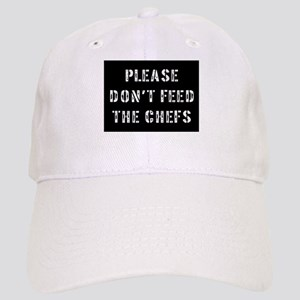 Please don't feed the chefs Cap