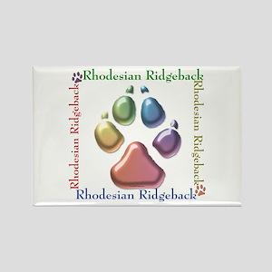 Ridgeback Name2 Rectangle Magnet