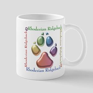Ridgeback Name2 Mug