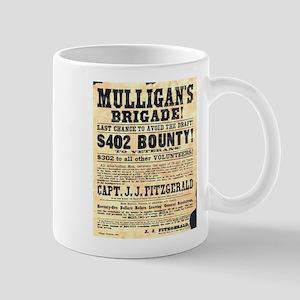 Mulligan's Brigade! Mug