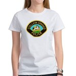 Stallion Springs Police Women's T-Shirt