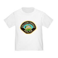 Stallion Springs Police T