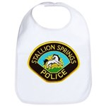 Stallion Springs Police Bib