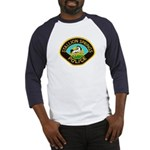 Stallion Springs Police Baseball Jersey