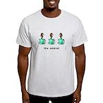Tea Horses Light T-Shirt