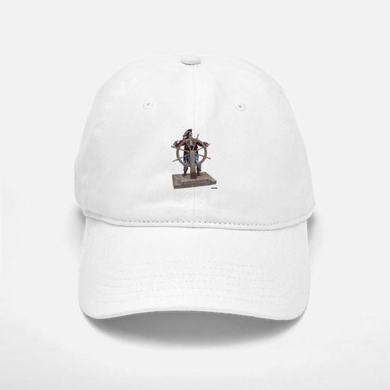 Pirate Baseball Baseball Cap