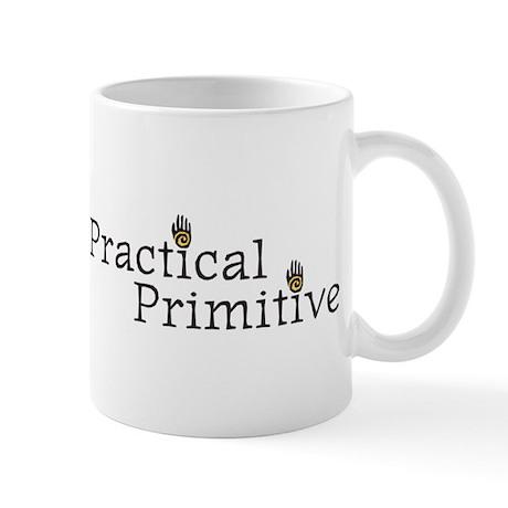 Practical Primitive Mug