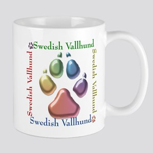 Vallhund Name2 Mug