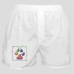 Vallhund Name2 Boxer Shorts