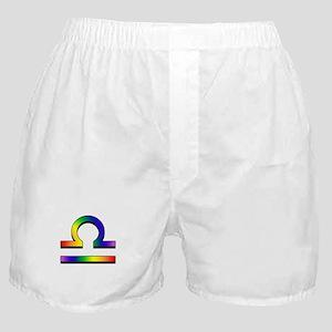 GLBT Libra Boxer Shorts
