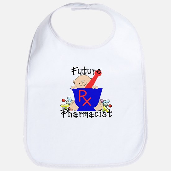 Future Pharmacist Bib