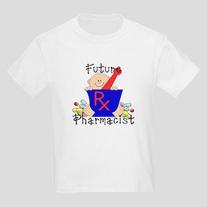 Future Pharmacist Kids Light T-Shirt