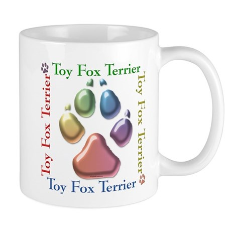 Toy Fox Name2 Mug