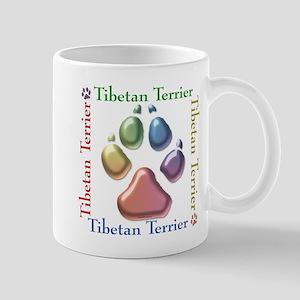 Tibetan Terrier Name2 Mug