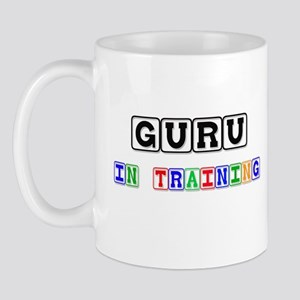 Guru In Training Mug