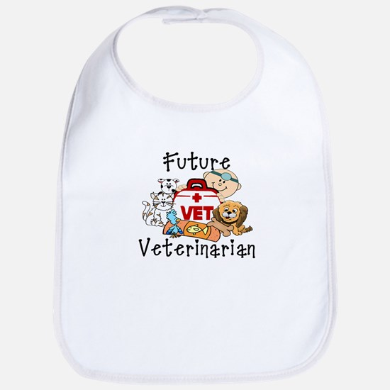 Future Veterinarian Bib