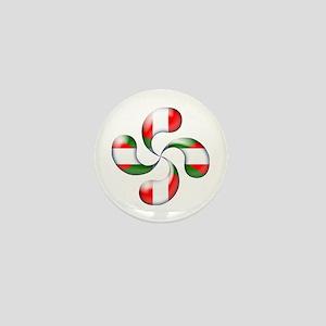 Basque Candy Mini Button