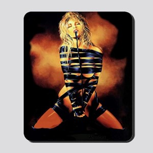All Tied Up! Mousepad
