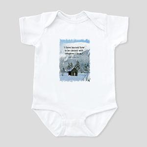 Content Infant Bodysuit