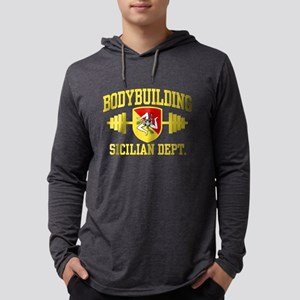 Sicilian Bodybuilding Long Sleeve T-Shirt