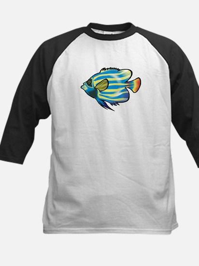 Tropical Fish 1 Kids Baseball Jersey