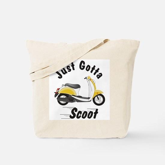 Just Gotta Scoot Metro Tote Bag