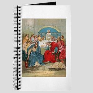 Last Supper Journal
