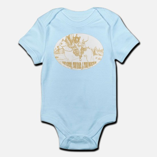 The Good, The Bad, and The Mu Infant Bodysuit