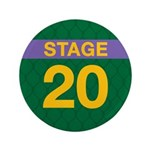 """TRW Stage 20 3.5"""" Button (100 pack)"""