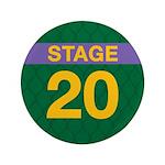 "TRW Stage 20 3.5"" Button"