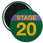 """TRW Stage 20 2.25"""" Magnet (100 pack)"""